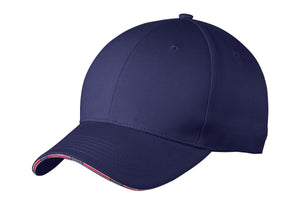 Top Headwear Americana Flag Sandwich Cap