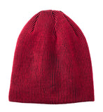Top Headwear Rib Knit Slouch Beanie