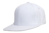 TopHeadwear Cotton Flat Bill Snapback
