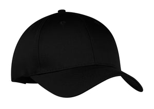 Top Headwear Six-Panel Twill Cap