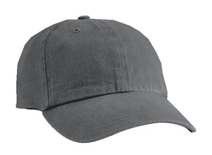 Top Headwear Pigment-Dyed Cap