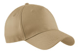 Top Headwear Five-Panel Twill Cap