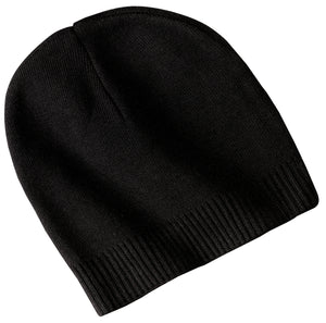 Top Headwear 100% Cotton Beanie