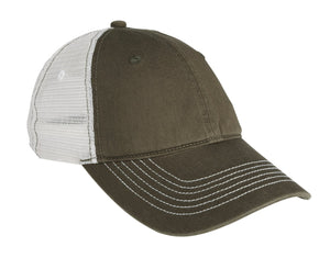 Top Headwear Mesh Back Cap