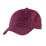 Top Headwear Rip and Distressed Cap