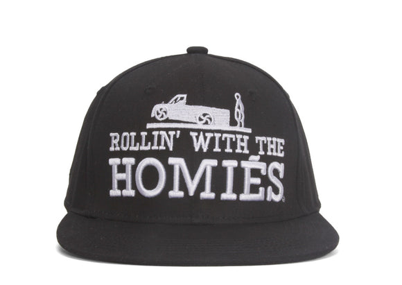 TopHeadwear Rollin' with the Homies Adjustable Snapback Cap