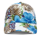 Topheadwear Low Profile Unstructured Floral Cap