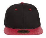 TopHeadwaer Adjustable Snapback w/ Floral Flat Bill