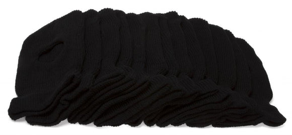 TopHeadwear One-Hole Ski Mask - 12 Pack