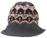 TopHeadwear Knitted Bucket Hat