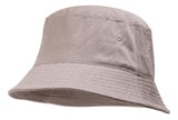 TopHeadwear Blank Cotton Bucket Hat