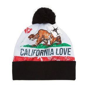 TopHeadwear Sublimated Cuffed Beanies