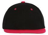 Youth Blank Two-Tone Snapback Hat