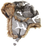 Topheadwear Faux Fur Warm Trooper Hat