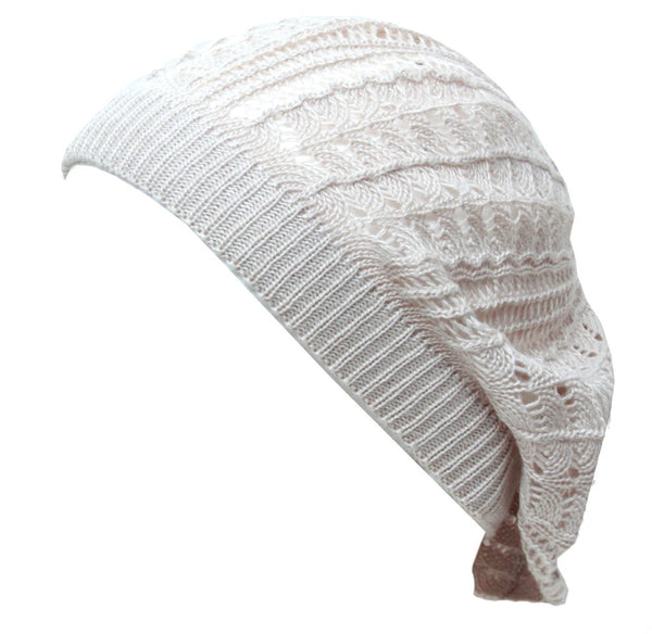 Hip Slouchy Lightweight Knitted Beanie