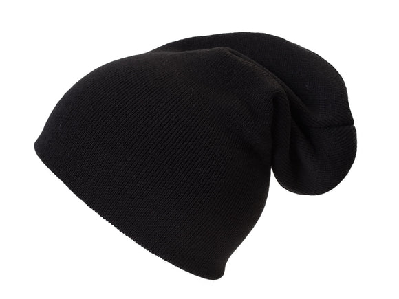 TopHeadwear Extra Slouchy Ribbed Design Beanie