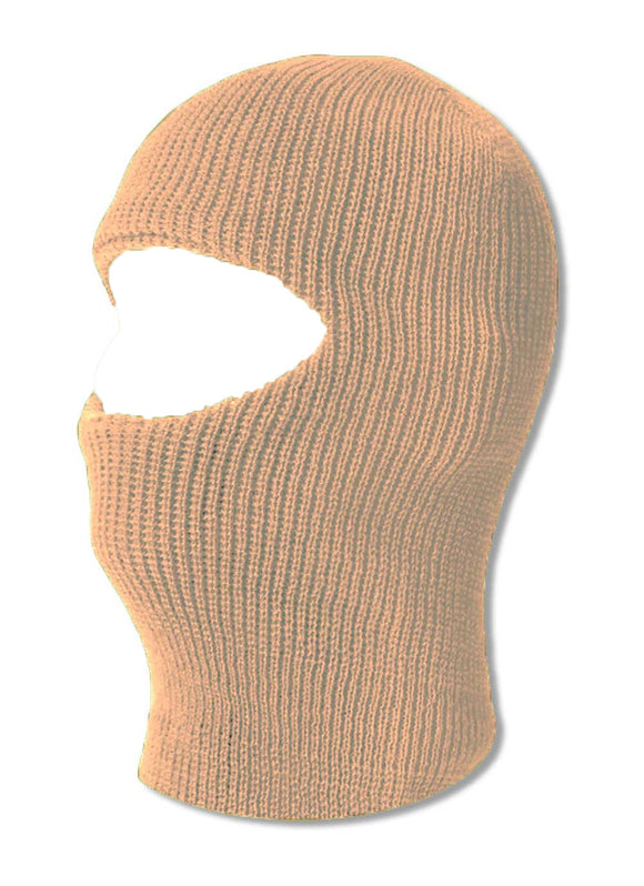 TopHeadwear One Hole Ski Mask  (20 Different Colors)