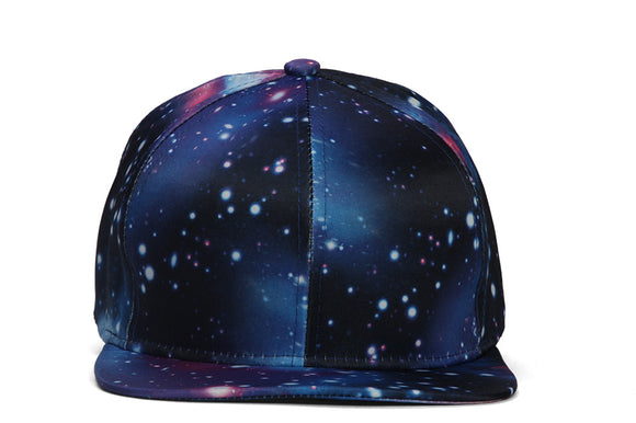 TopHeadwear Galaxy Space Adjustable Snapback Hat