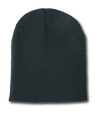 Blank Short Winter Beanie