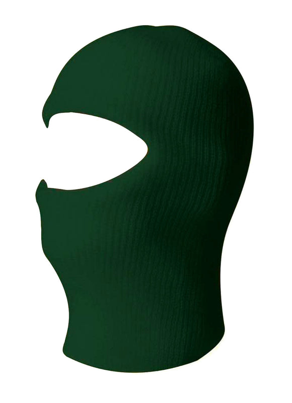 Acrylic Ski Mask With Eye Holes Only