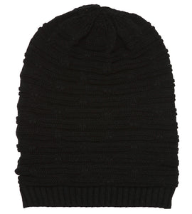 Winter Knitted Dash Short Beanie