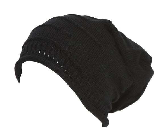 Winter Slouch Fleece Beanie