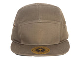 TopHeadwear 5 Panel Adjustable Strap Closure with Vents