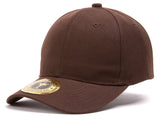 TopHeadwear Blank Baseball Hat Adjustable Hook and Loop Closure