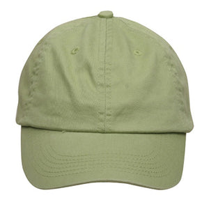 TopHeadwear Youth Washed Chino Twill Cap