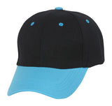 TopHeadwear Two-Tone Adjustable Baseball Cap