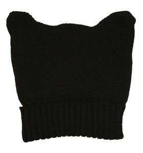 TopHeadwear Cute Adventure Ears Rib Knit Beanie