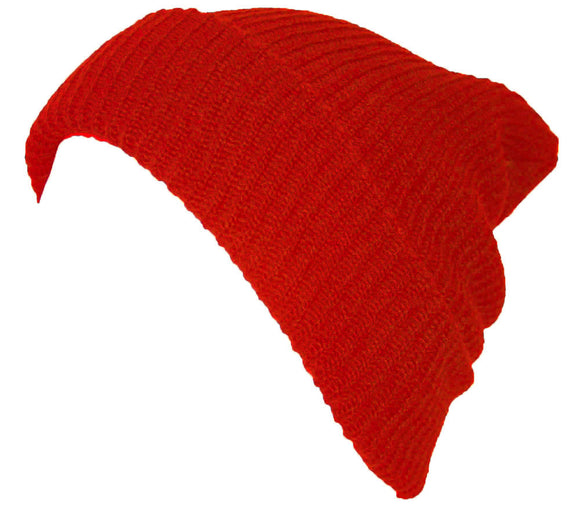 TopHeadwear GI Long Ribbed Slouch Watch Waffle Beanie