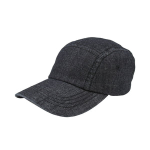 5 Panel Washed Denim Cap