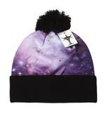TopHeadwear Sublimation Cuffed Beanie - Galaxy 900