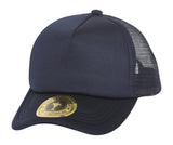 TopHeadwear Low Profile Trucker Foam Mesh Hat