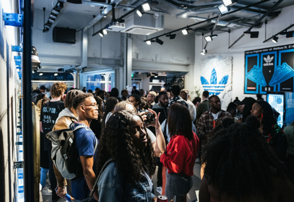 Adidas Event by Creative Debuts