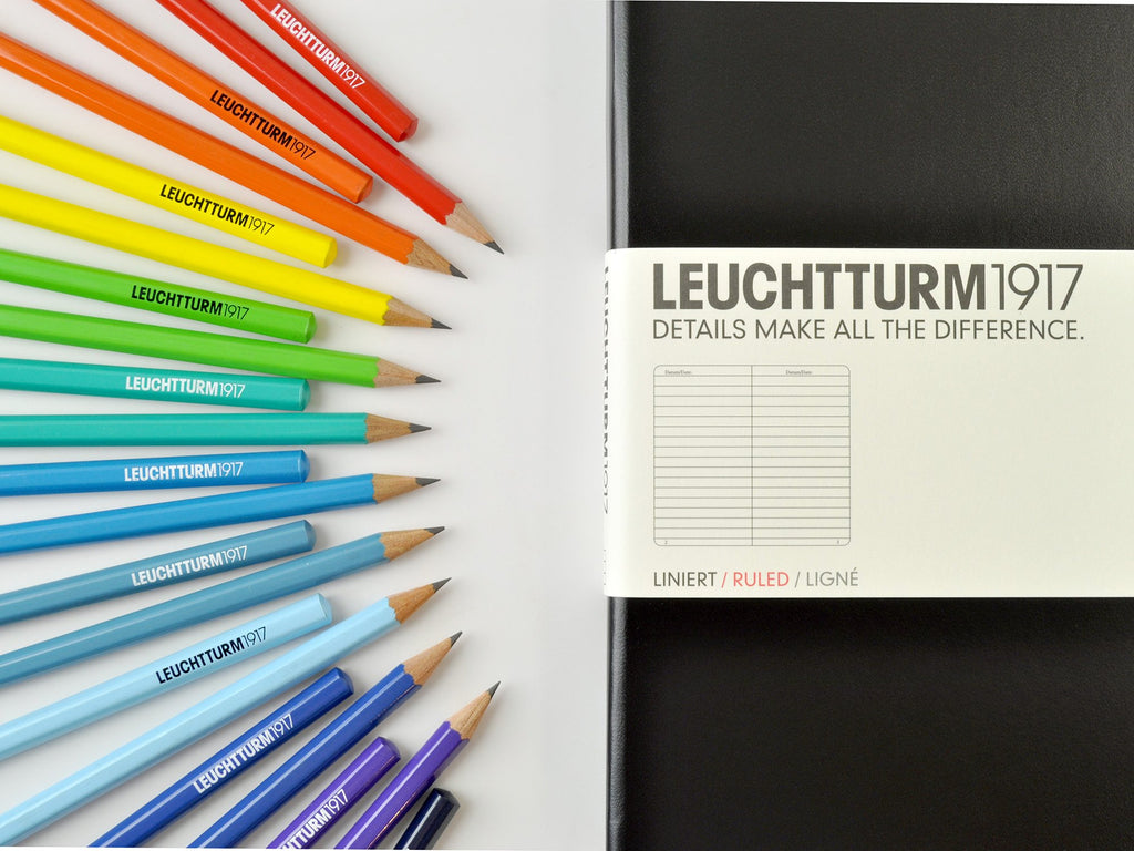 Leuchtturm1917 Notebooks, A Review - Part 1
