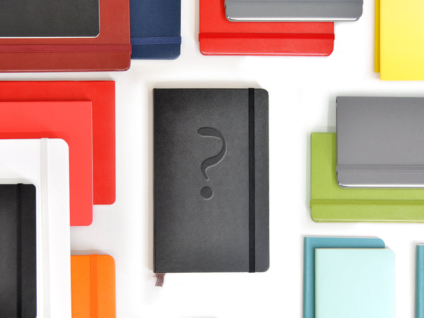 Which Moleskine Notebook Is Best For Your Project?