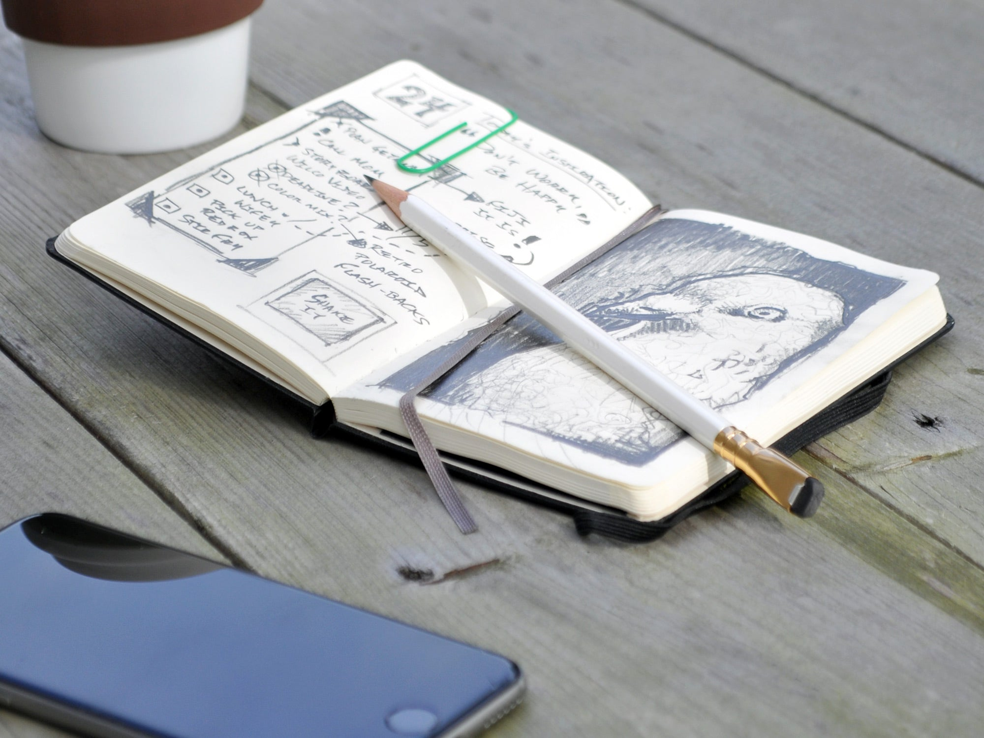 The Power of the Pocket – Five BIG Reasons to Keep A Pocket-Size Notebook