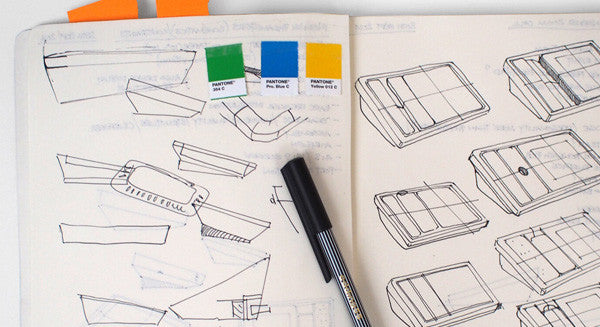 Moleskine Notebooks: The Choice For These Top Designers