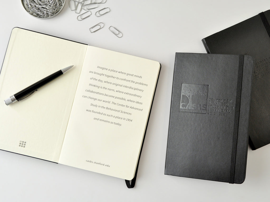 """A beautiful notebook for a special purpose"""