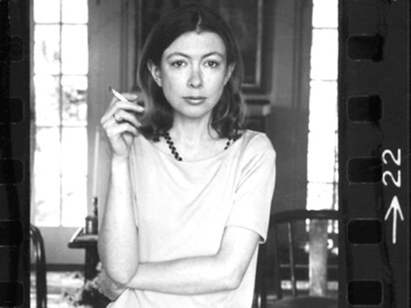 Joan Didion On Keeping A Notebook