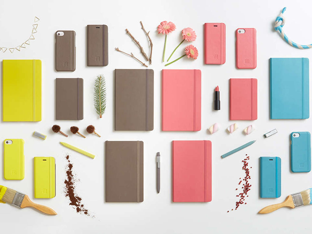 Welcome Spring with Fresh New Colors from Moleskine