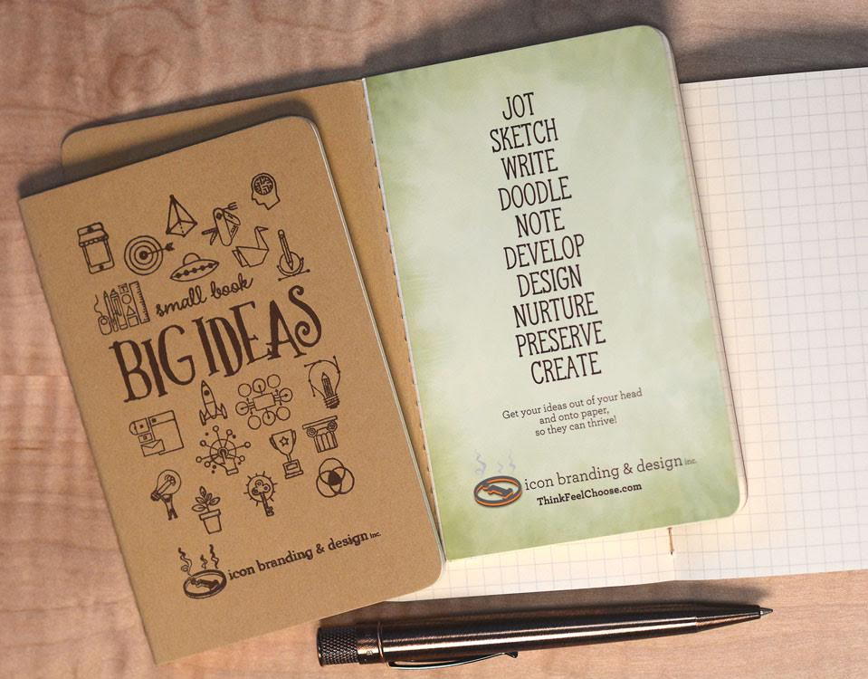 Small Book, Big Ideas