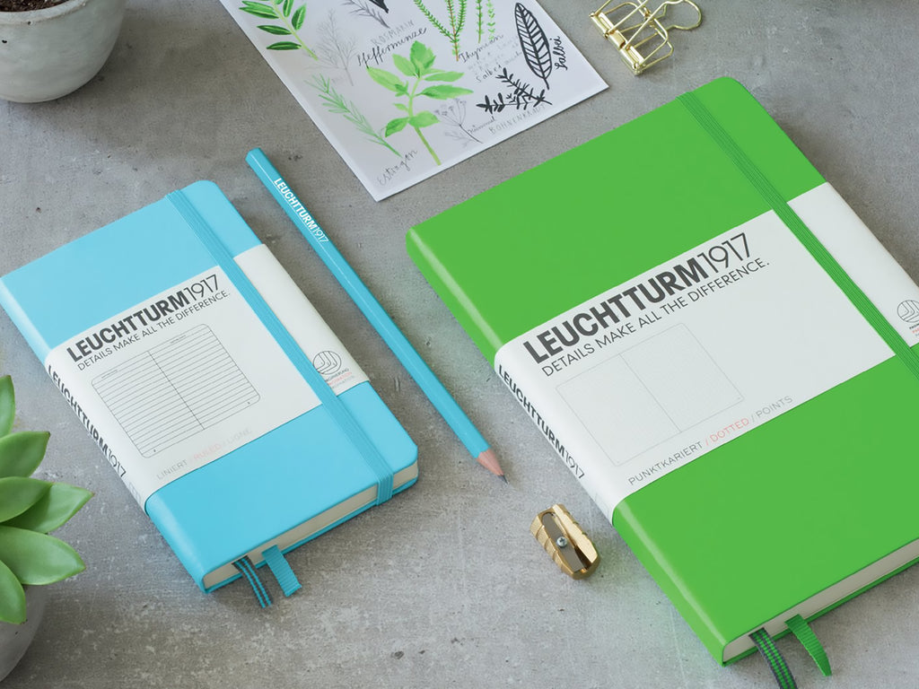 Leuchtturm new colors