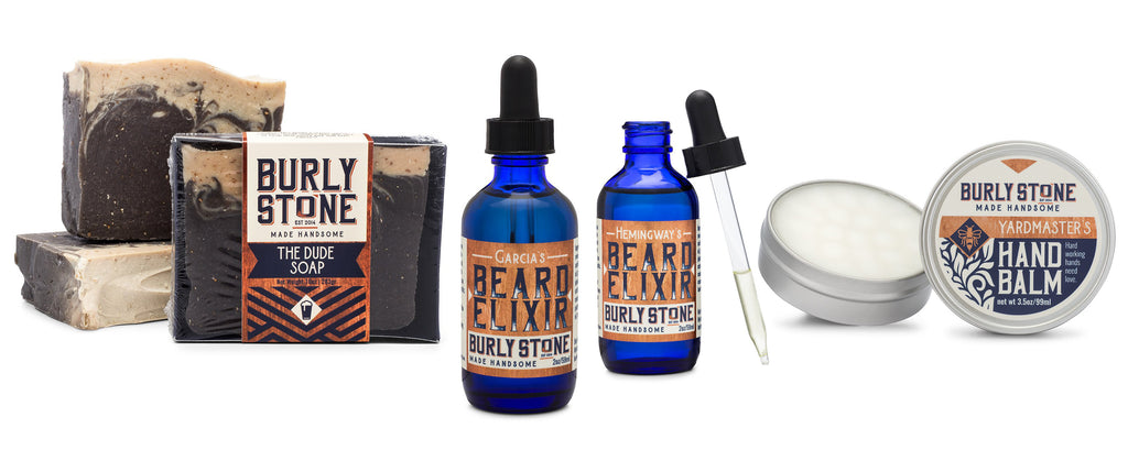 Burly Stone Products