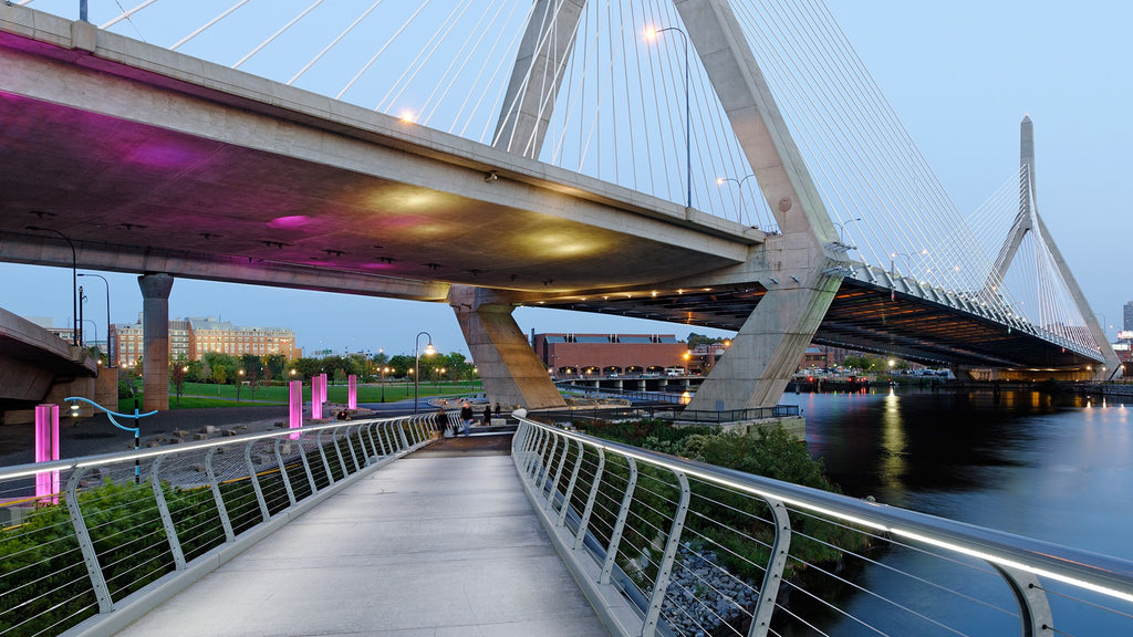 CRJ Architects North Bank Bridge Park in Boston, MA