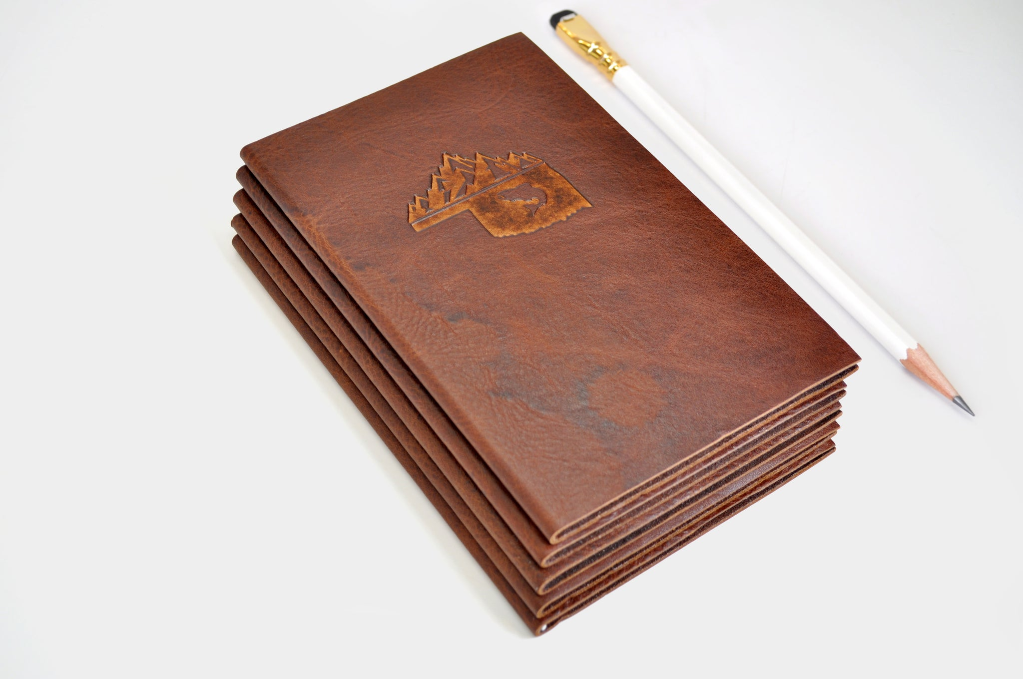 Jenni Bick Essential Pocket Leather Journal