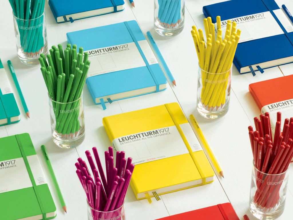 Leuchtturm1917 notebook colors