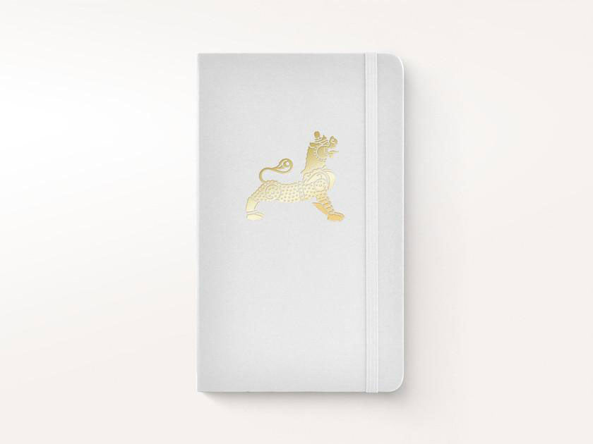 foil imprinted custom notebook gallery